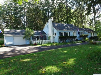 Claverack NY Single Family Home For Sale: $205,000