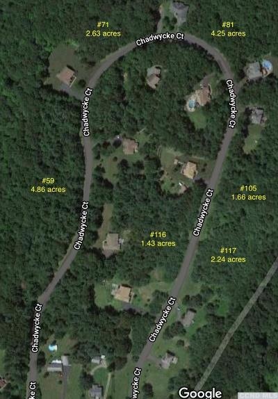 Rensselaer County Residential Lots & Land For Sale: 117 Chadwycke Court