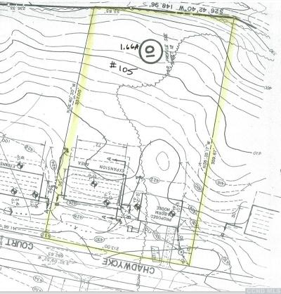 Rensselaer County Residential Lots & Land For Sale: 105 Chadwycke Court