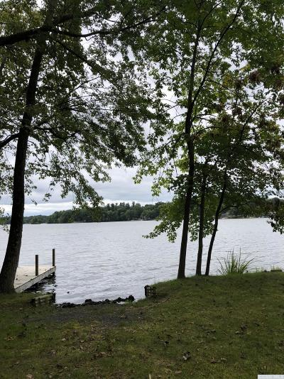 Chatham Residential Lots & Land Accepted Offer: Kinderhook Lake
