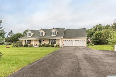 Saugerties Single Family Home For Sale: 2017 Route 32