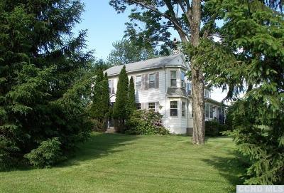 Columbia County Multi Family Home For Sale: 4340 Route 9g