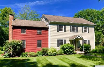 Pine Plains NY Single Family Home For Sale: $695,000