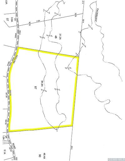 Taghkanic Residential Lots & Land For Sale: Pumpkin Hollow Road