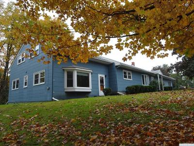 Claverack NY Single Family Home Accpt Offer Ok 2 Sho: $229,900