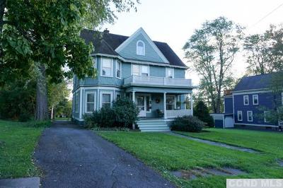 Catskill Single Family Home For Sale: 44 Day Street