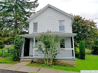 Coeymans NY Single Family Home Accepted Offer: $159,900