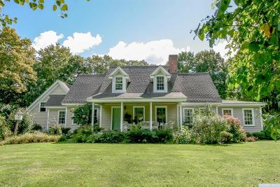 Columbia County Single Family Home For Sale: 44 Old Queechy Road