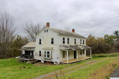 Rensselaer County Single Family Home For Sale: 1555 Ny 43