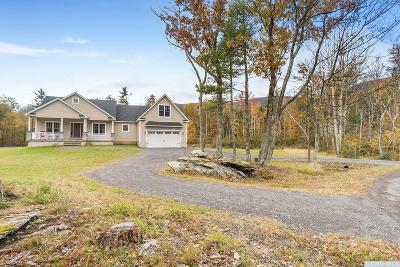 Single Family Home For Sale: 66 Stone Mountain Road