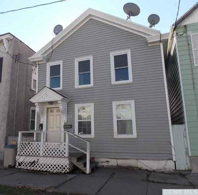 Hudson Multi Family Home For Sale: 213 State Street