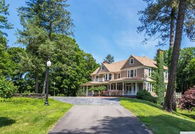 Rensselaer County Single Family Home For Sale: 10 Kinney Street