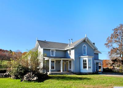 Copake NY Single Family Home Accpt Offer Ok 2 Sho: $399,000