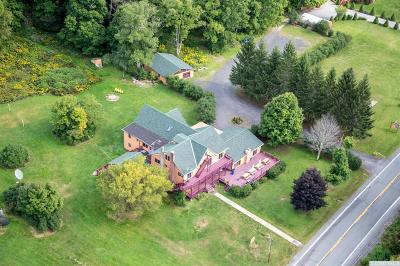 Westkill NY Single Family Home For Sale: $1,200,000