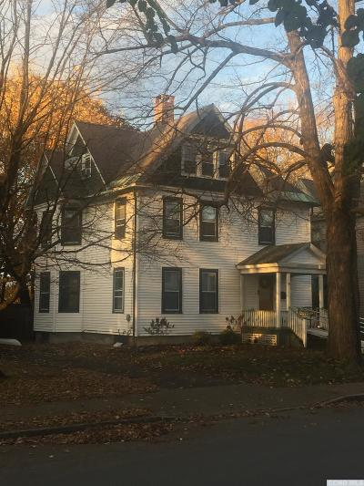 Chatham Single Family Home Accepted Offer: 49 Kinderhook Street