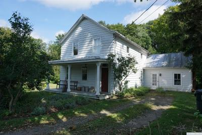 Single Family Home For Sale: 321 Water Street Road