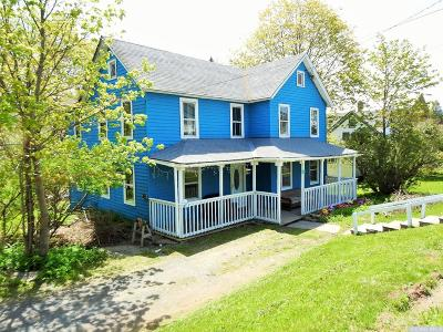 Tannersville NY Single Family Home For Sale: $175,000