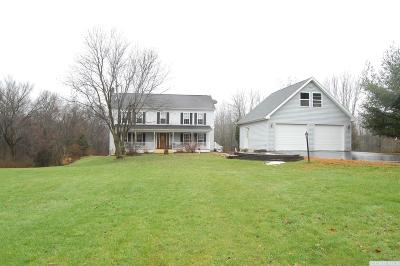 Schodack NY Single Family Home For Sale: $349,700