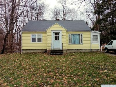 Ghent NY Single Family Home For Sale: $159,000