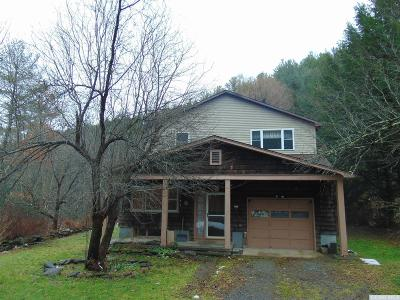 Middleburgh NY Single Family Home For Sale: $69,900