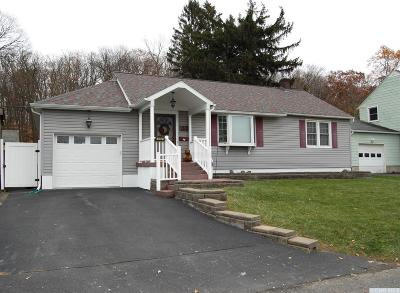 Rensselaer NY Single Family Home For Sale: $239,900