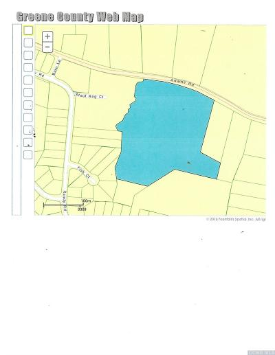 Coxsackie NY Residential Lots & Land For Sale: $70,000
