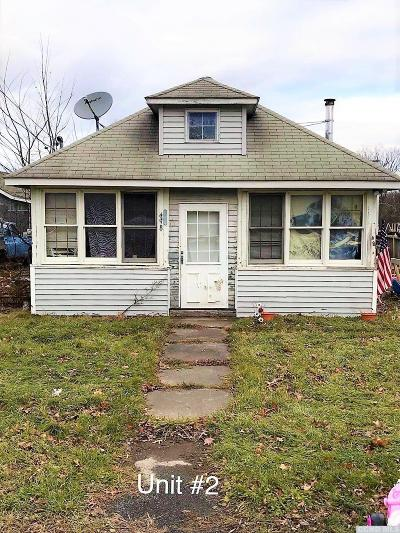 Cairo NY Multi Family Home For Sale: $169,000