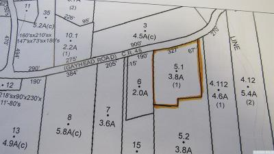Coxsackie NY Residential Lots & Land For Sale: $39,900