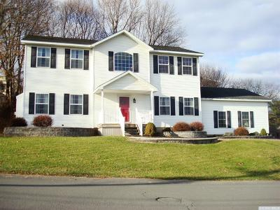 Ravena NY Single Family Home For Sale: $245,000