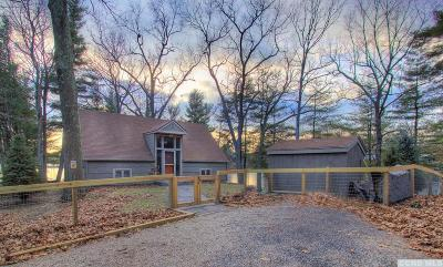 Copake Single Family Home For Sale: 1510 Lake View Road