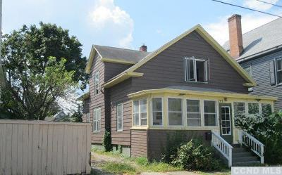 Hudson Single Family Home Accepted Offer: 249 Union Street