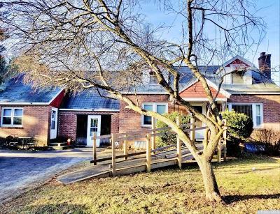 New Scotland NY Single Family Home For Sale: $224,000