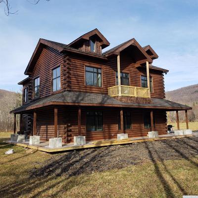 Lexington NY Single Family Home For Sale: $897,000