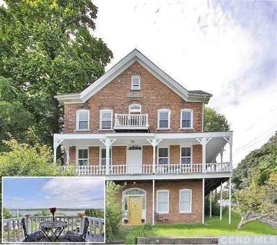 Esopus NY Single Family Home For Sale: $595,000