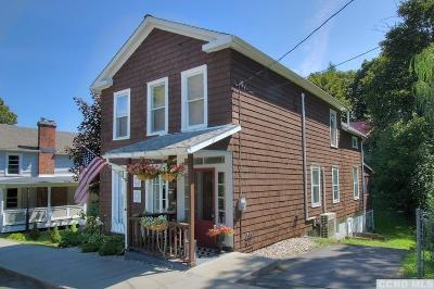 Athens NY Single Family Home For Sale: $216,000