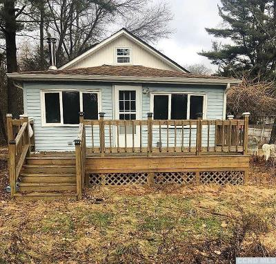 Athens NY Single Family Home For Sale: $75,000