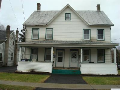 Albany County Multi Family Home Accepted Offer: 14 Central Avenue
