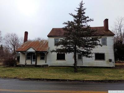 Copake Single Family Home For Sale: 254 County Route 7a