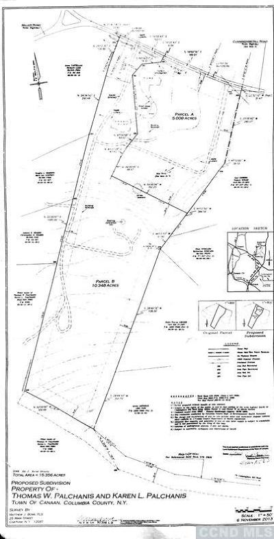 Canaan Residential Lots & Land Accepted Offer: 10 Cunningham Hill Road