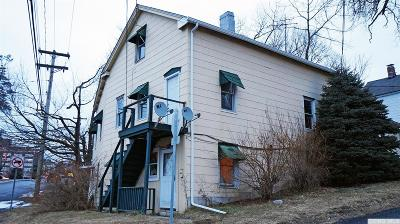 Hudson Single Family Home For Sale: 902 Warren Street