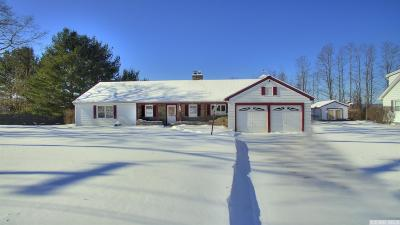 Columbia County Single Family Home For Sale: 49 Green Acres Road