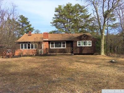 Catskill NY Single Family Home For Sale: $189,900