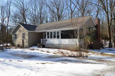 Columbia County Single Family Home For Sale: 58 Wenhardt Road