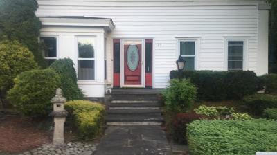 Jefferson NY Single Family Home For Sale: $259,000