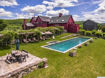 Ancram NY Single Family Home For Sale: $2,450,000