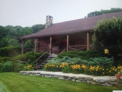Copake Single Family Home For Sale: 524 Breezy Hill Road