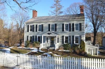 Dutchess County Single Family Home For Sale: 531 Old Wurtemburg Road