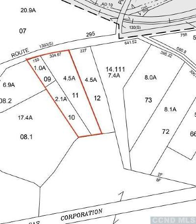 Chatham Residential Lots & Land For Sale: Rte 295