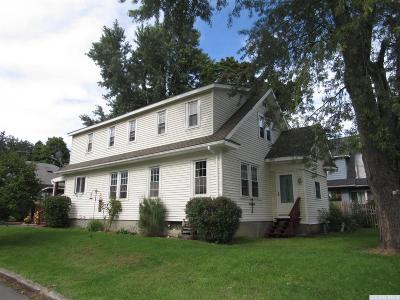 Columbia County Single Family Home For Sale: 3 Greenport Parkway