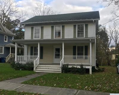 Dutchess County Single Family Home For Sale: 9 S. Maple Avenue